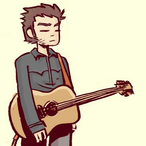 Stephen Stills Scott Pilgrim
