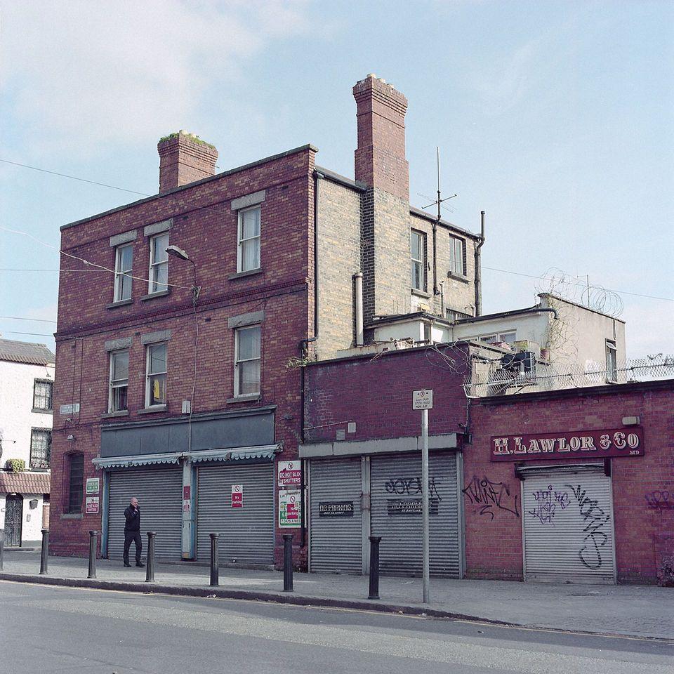 Street in Dublin