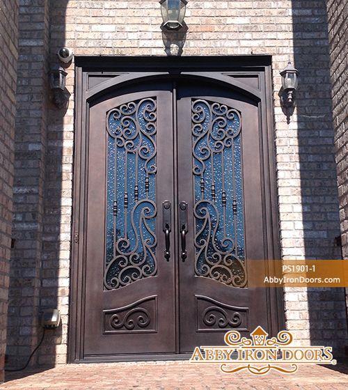 Bon Abby Iron Doors