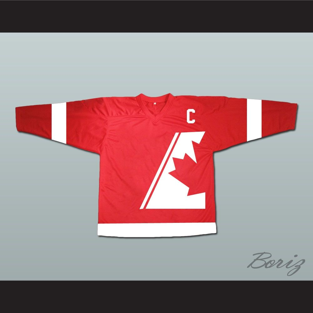 Are you looking for Goon Xavier LaFlamme 70 Canada Hockey Jersey ...