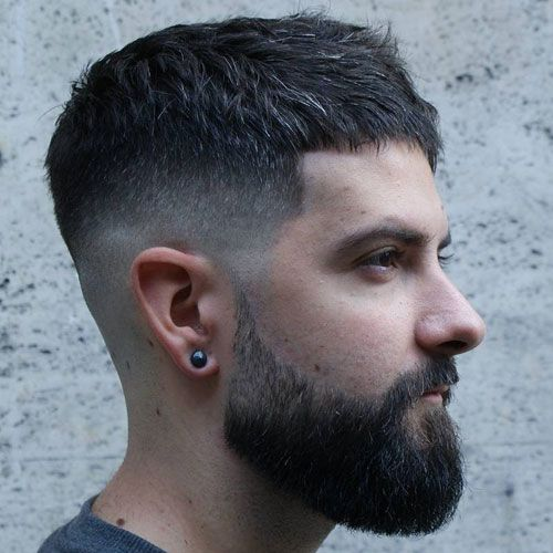 29 Best Short Hairstyles With Beards For Men 2020 Guide Mens Haircuts Short Mens Hairstyles Short Mid Fade Haircut