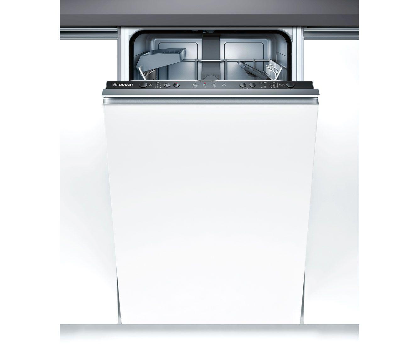 Bosch Serie 4 Integrated Dishwasher | SPV40C10GB | ao.com | Cottage ...