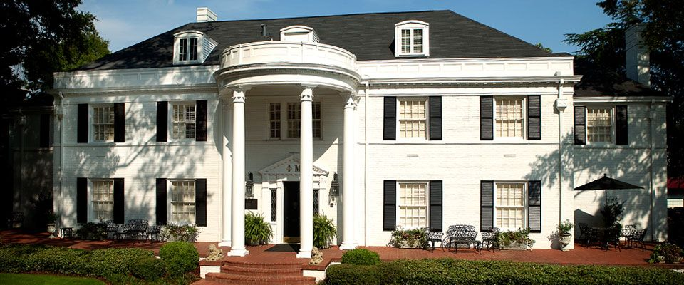 The Phi Mu House At The University Of Alabama I Miss It