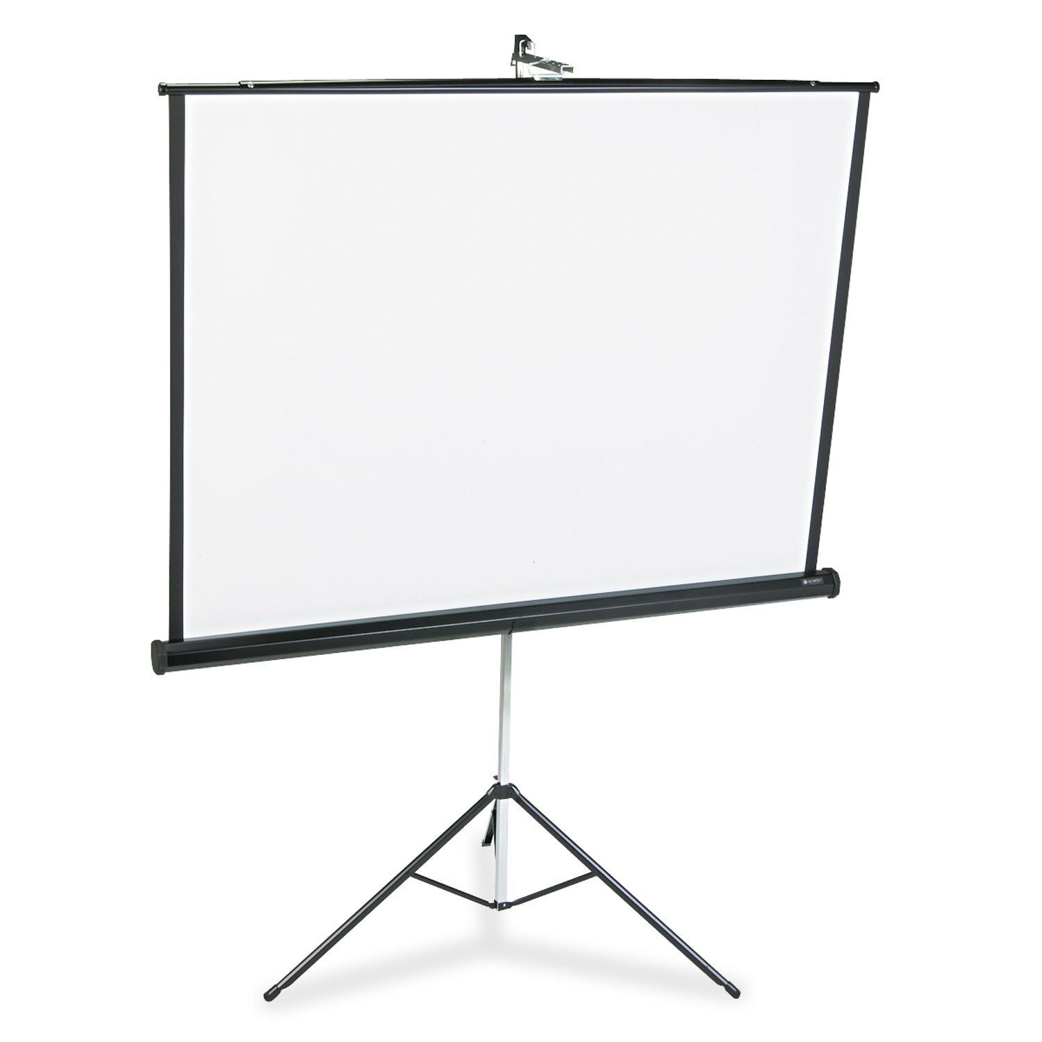 Quartet Portable Tripod Projection Screen 60 X 60 Inches High Resolution Matte Surface 560s Projection Screen Projection Screens Projector Screen