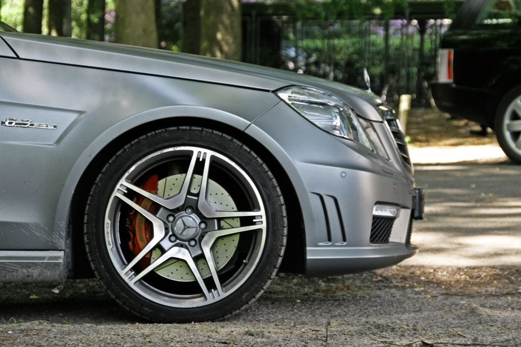 Mercedes E63 AMG W212