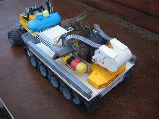 GAT-Traktorの