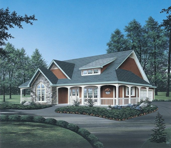 Home plan homepw13600 2029 square foot 3 bedroom 2 for Homeplan com
