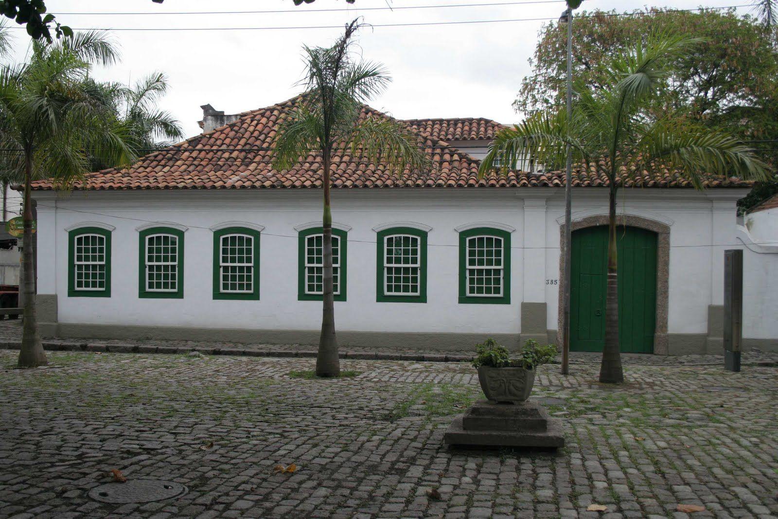 Casa de Banho de Dom João VI - Caju - Rio de Janeiro