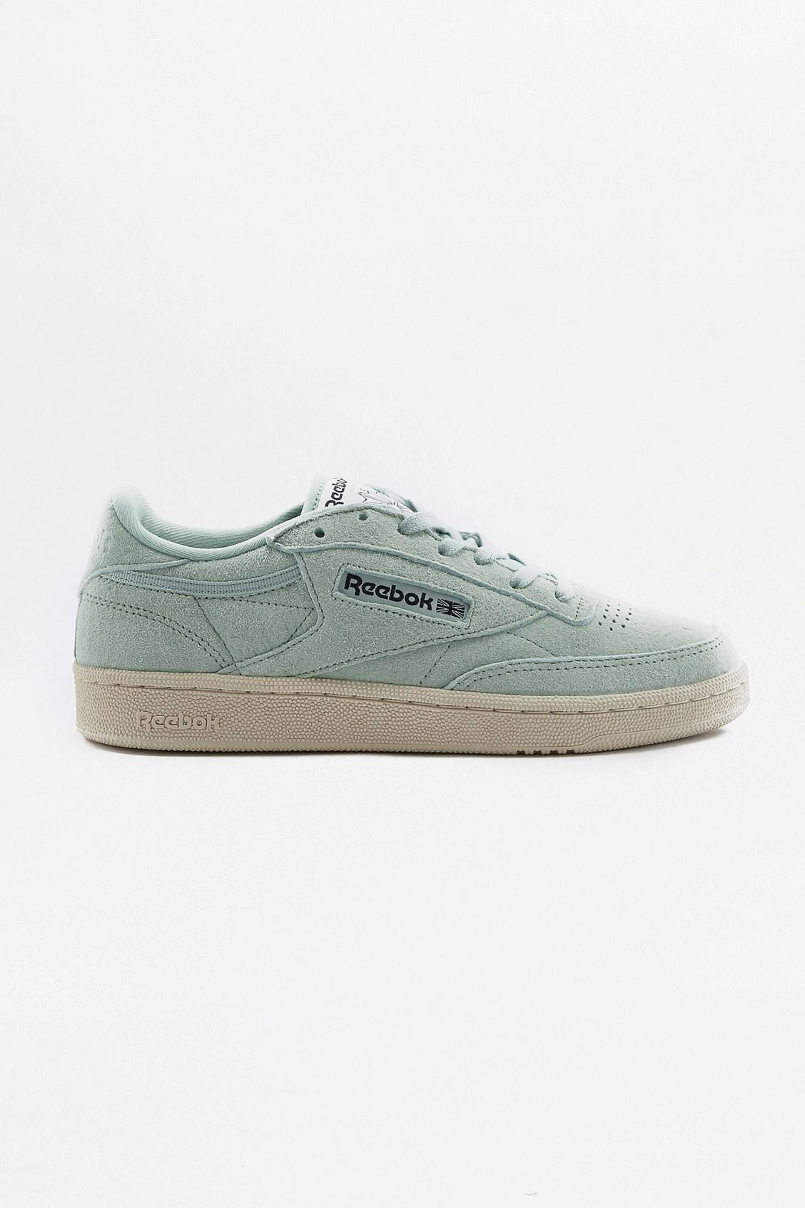 2038580368e1 Reebok Club C 85 Pastel Mint Trainers
