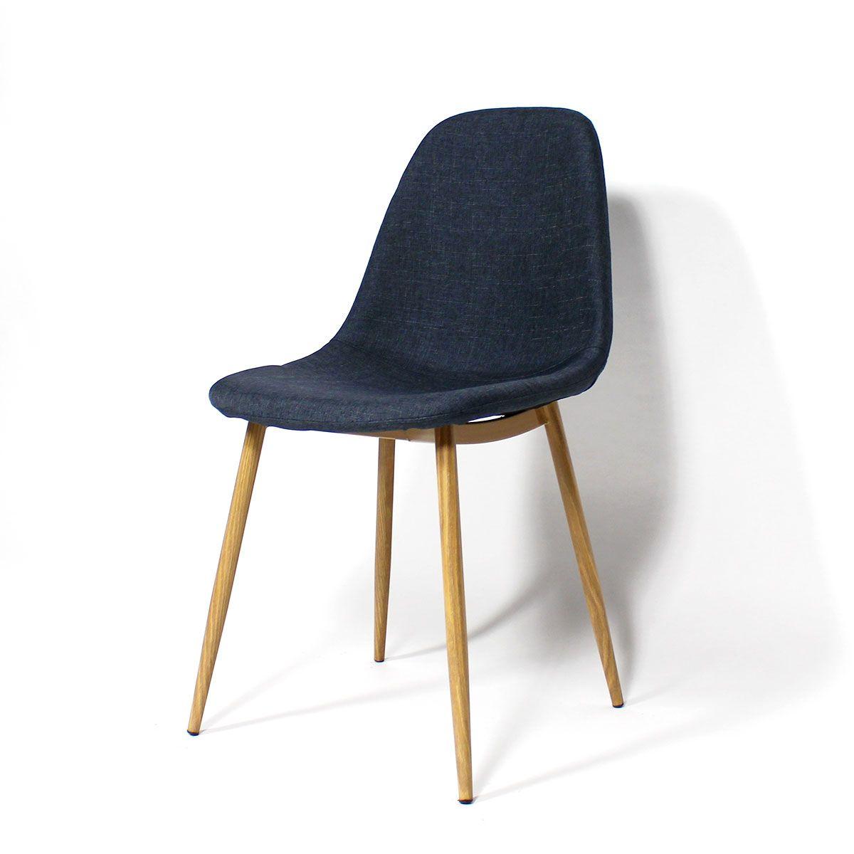 Cette Chaise Aux Allures Scandinaves Va Vous Faire Craquer Son Design Tout En Simplicite Rythmera Votre Decoration Et Chaise Scandinave Chaise Chaises Bois