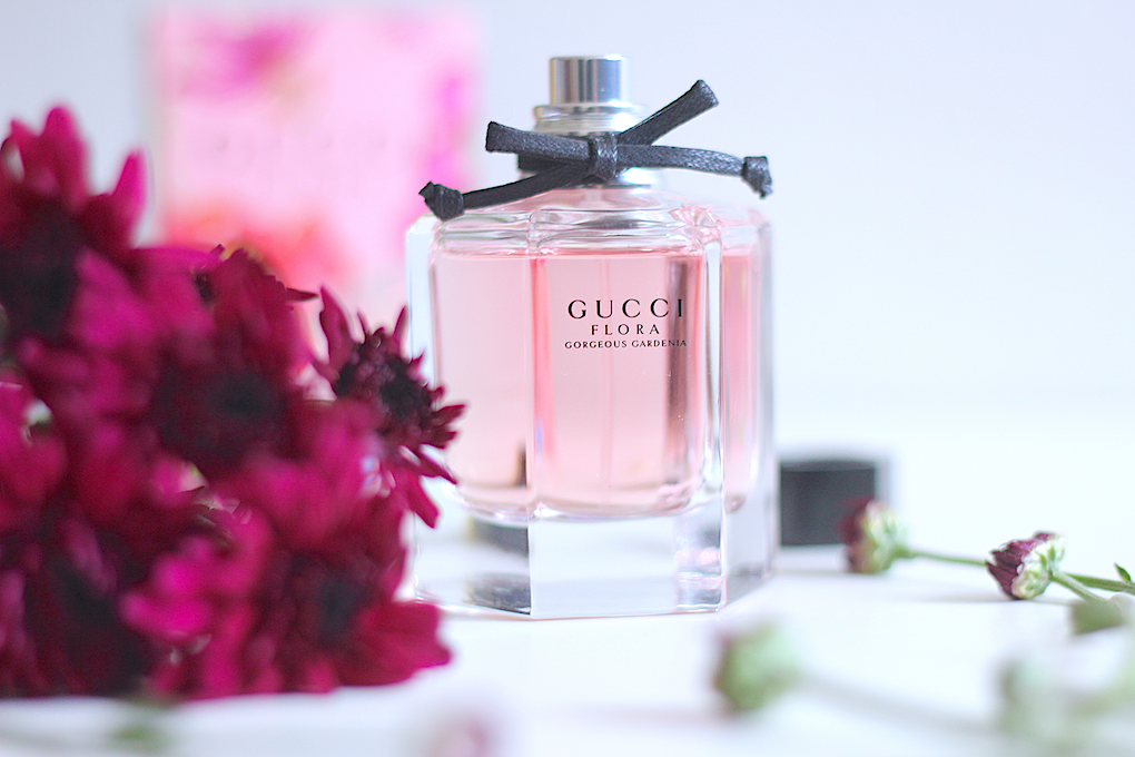Revealing The Charming Gucci Flora Gorgeous Gardenia That Whisk Us Off To Romantism Perfume Flora Gorgeous