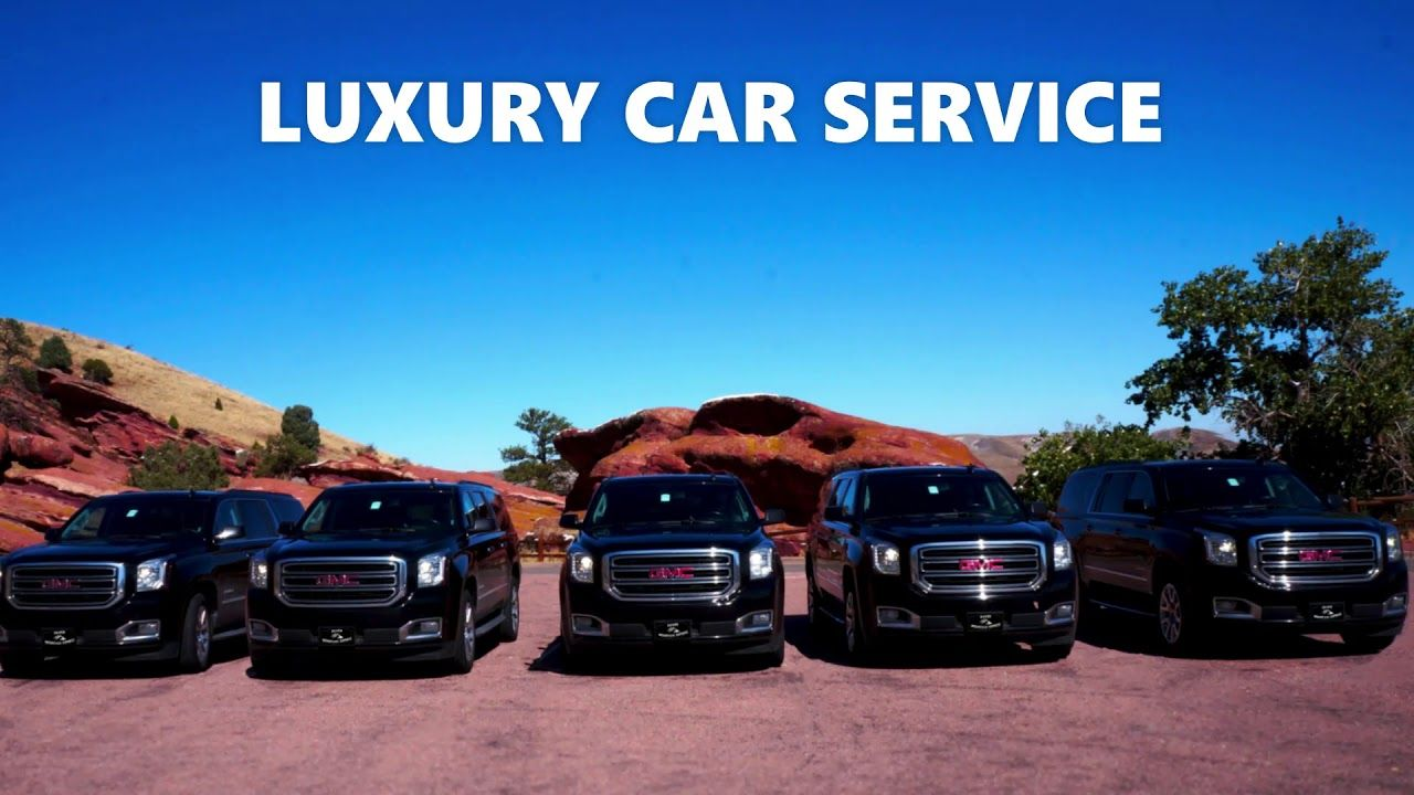 Denver Airport Private Car Service Youtube Private Car Service