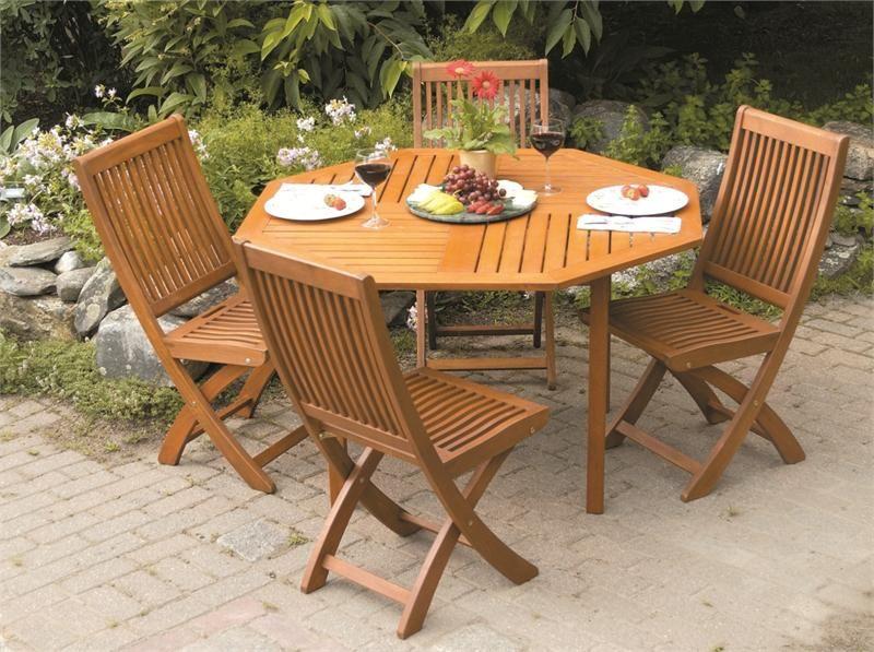 Outdoor Chair Patio Chair Wood Patio Furniture Folding Garden