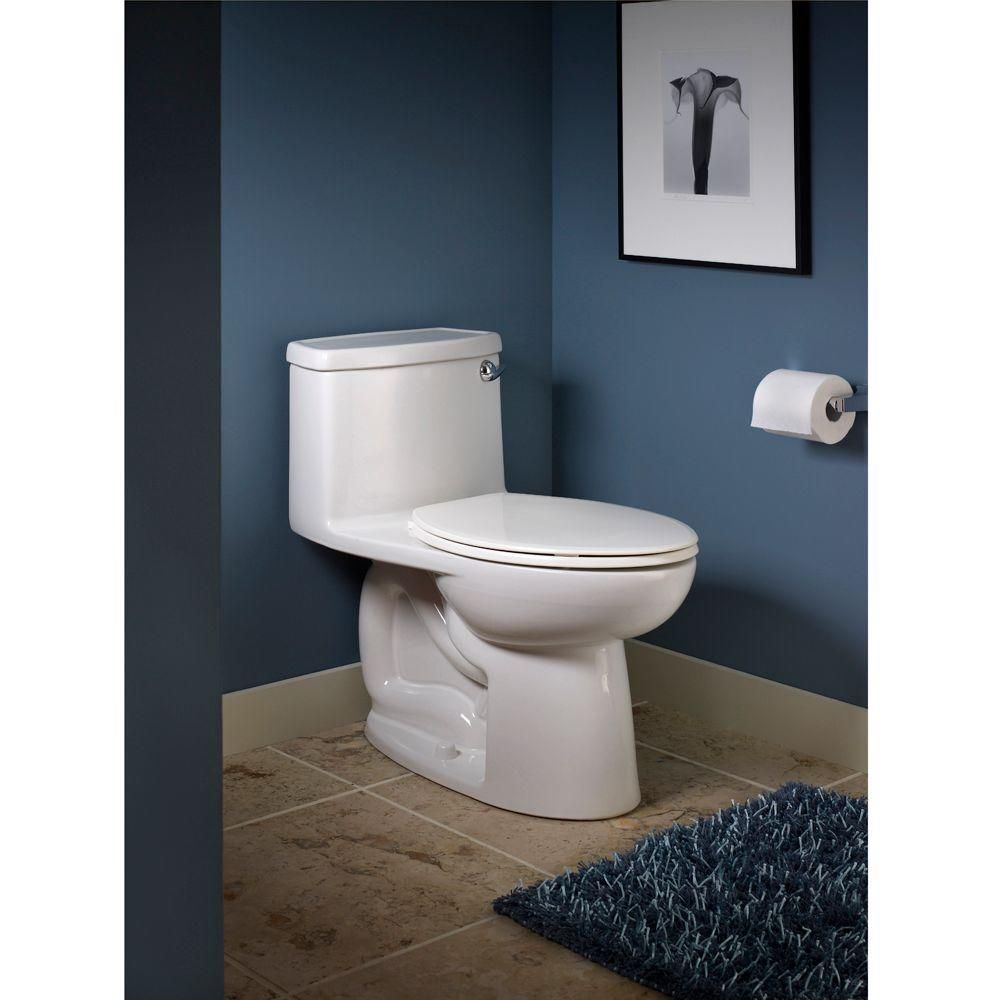 American Standard Compact Cadet 3 FloWise 1-piece 1.28 GPF Single ...