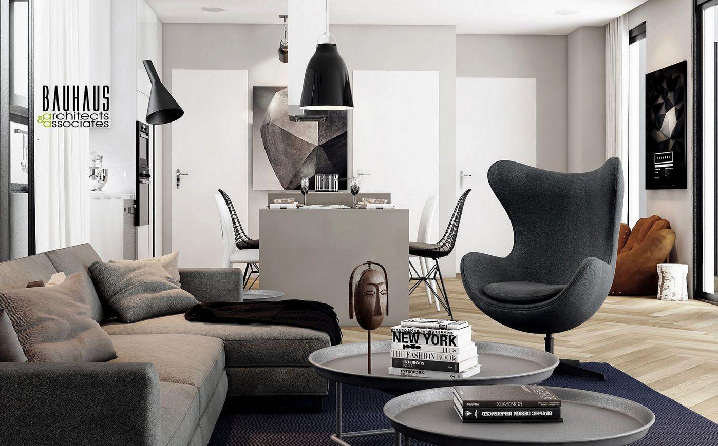 Bauhaus Interiors Bauhaus Interior Design Bedroom The Principles Bauhaus  Bauhaus