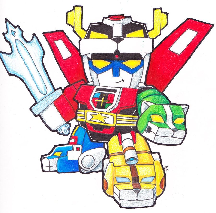 Pin On Voltron