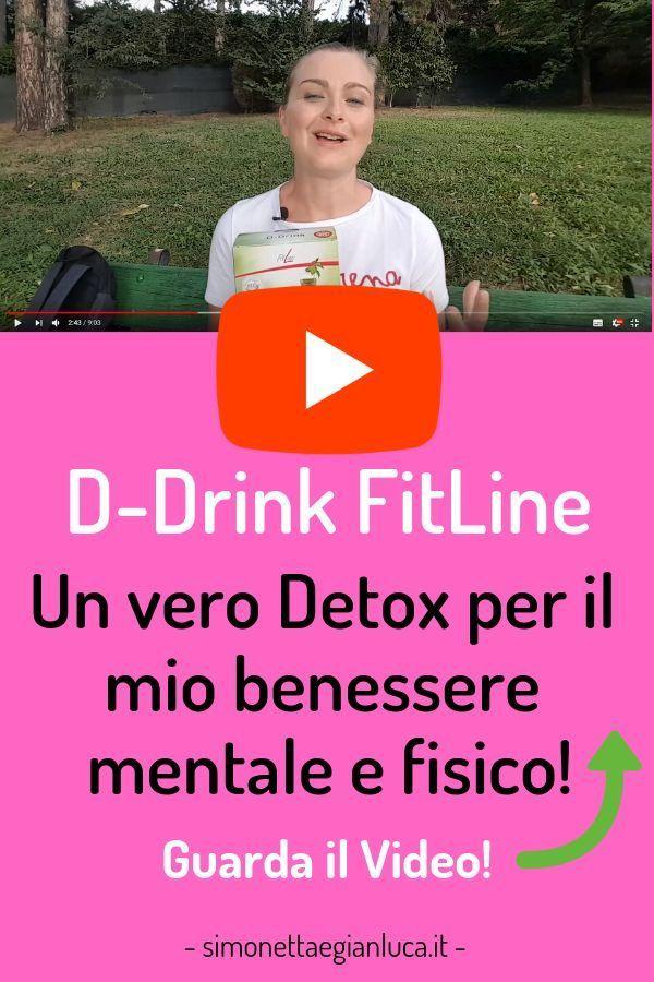 D-Drink è per me sinonimo di benessere mentale e fisico. Aumenta la lucidità m…
