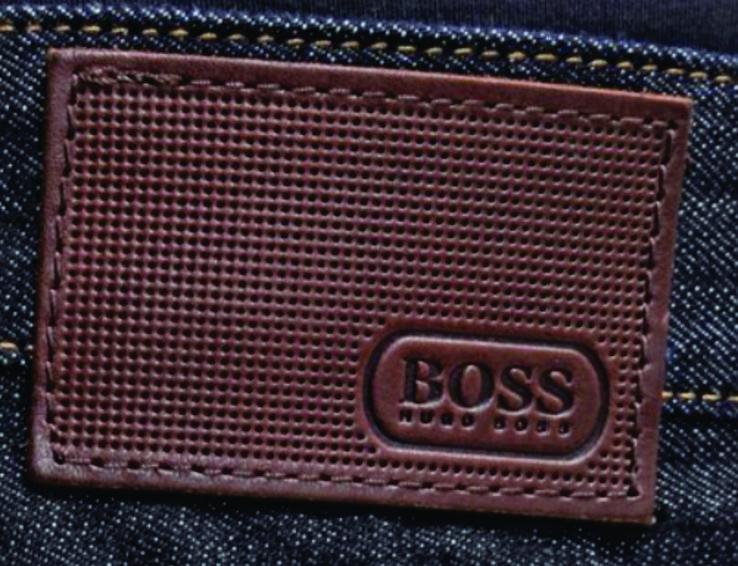 etiqueta de cintura para jean grabada.   milabels   Etiqueta