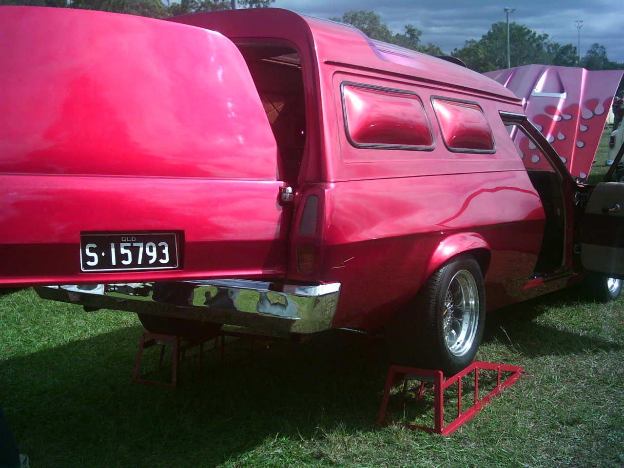 Holden Panel Van Aussie Muscle Cars Custom Vans Holden
