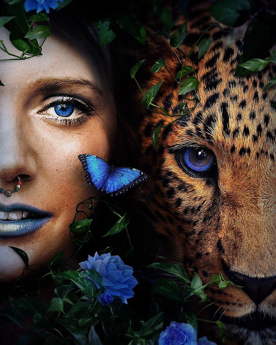 15 Amazing Animal Portraits By Andreas Häggkvist To Raise ...