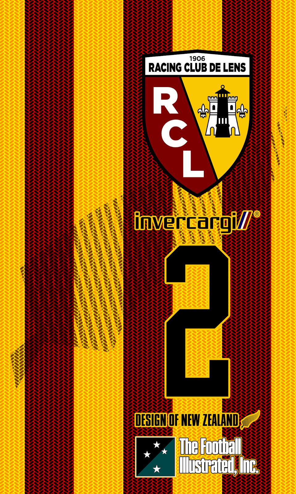 Wallpaper Racing Club De Lens Rc Lens Football Wallpaper France Wallpaper