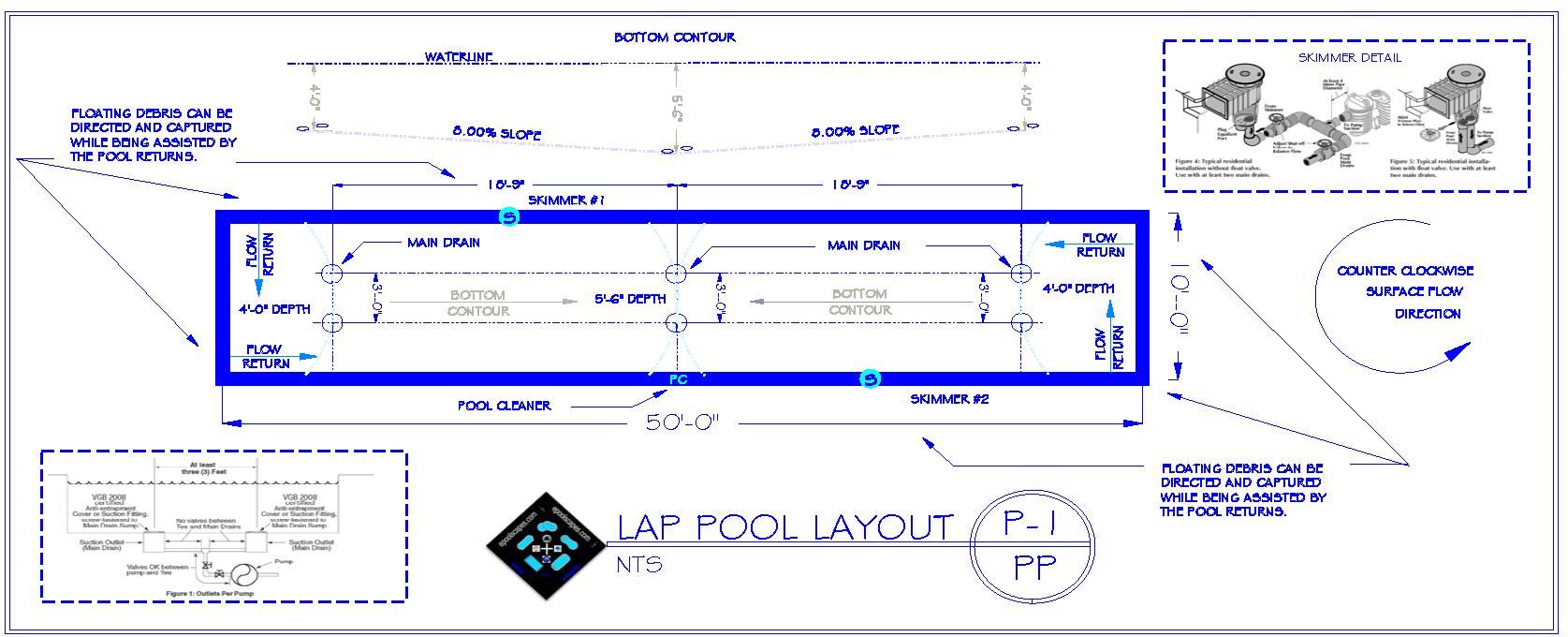 D Lap Pool Bottom Contour Png 1675 680 Lap Pool Lap Pool Cost