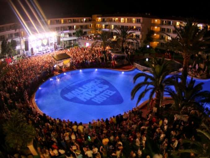 Condo Hotel Club B by BH Mallorca - Adults only, Magaluf ...