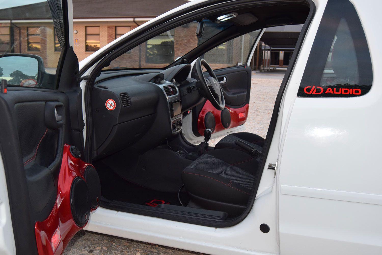 Dd Audio Install Highlight 2006 Opel Corsa Utility Dd Audio