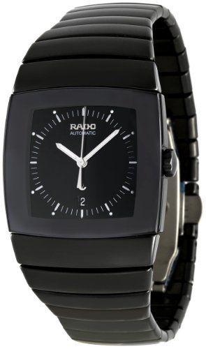 1c9c754b9 Rado Men's R13883182 Sintra Black Dial Watch Rado   Mike's Watches ...