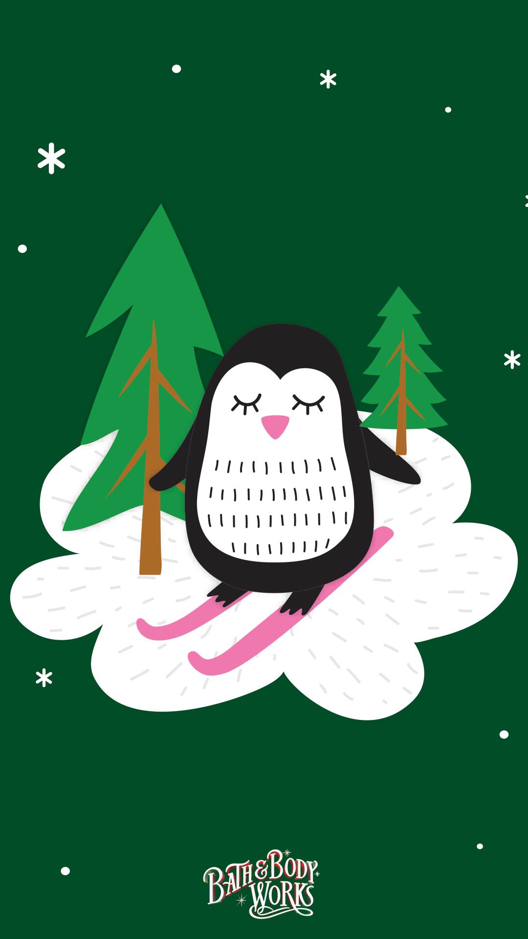 Penguin Iphone Wallpaper Wallpaper Iphone Christmas Cute Christmas Wallpaper Iphone Wallpaper