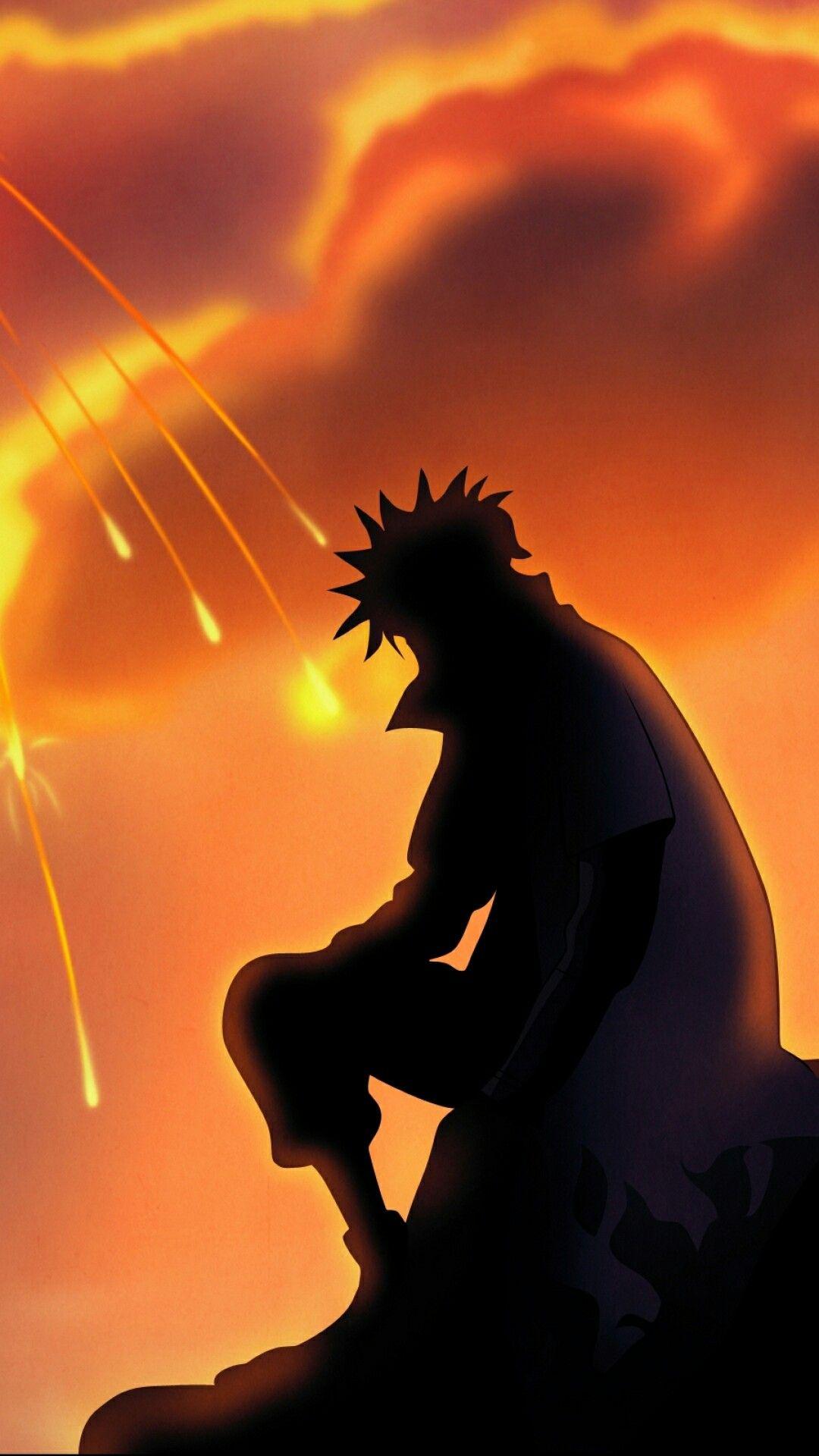 Minato Anime, Naruto, Wallpaper