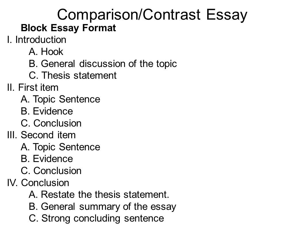 essay first draft example
