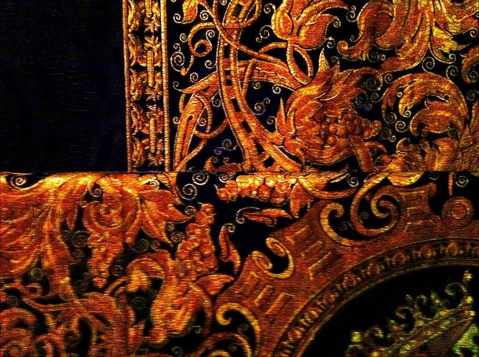 Tapestries, Palazzo Fortuny