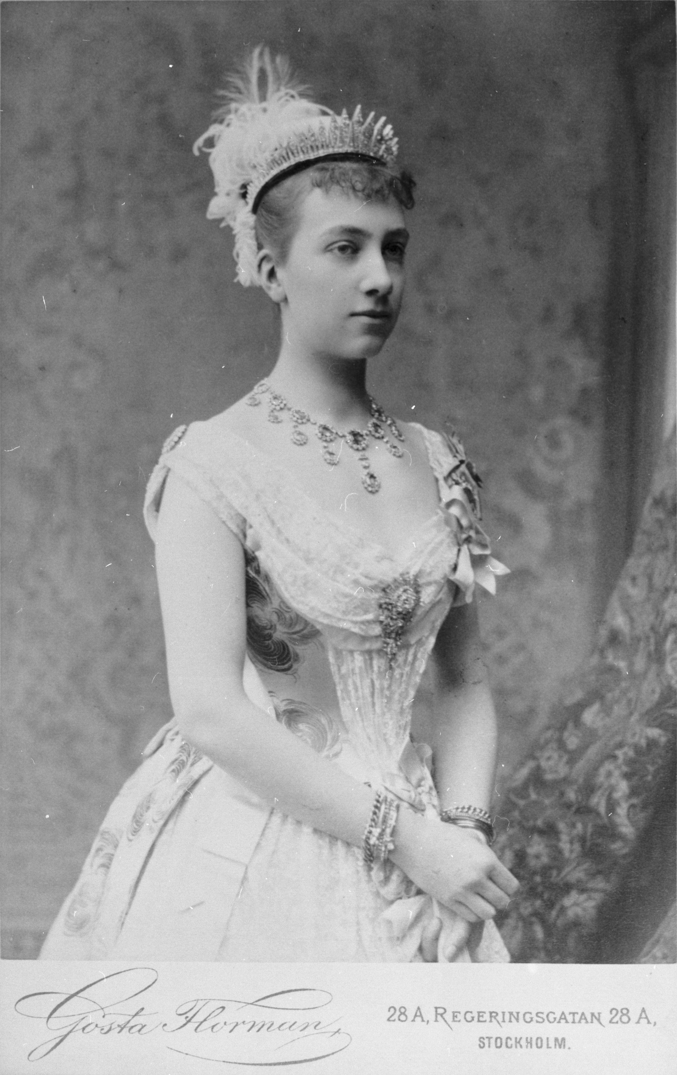 96787b2d1237 Porträtt av Drottning Victoria. @ DigitaltMuseum.se | Kungligt in ...