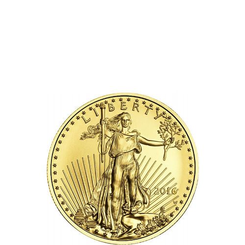 2016 1 10 Oz American Gold Eagle Coin Bu Gold Eagle Coins Eagle Coin Gold Eagle