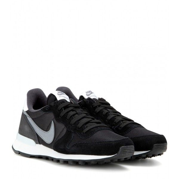 Footwear · Nike Nike Internationalist Sneakers (€89) ❤ liked on Polyvore  featuring ...