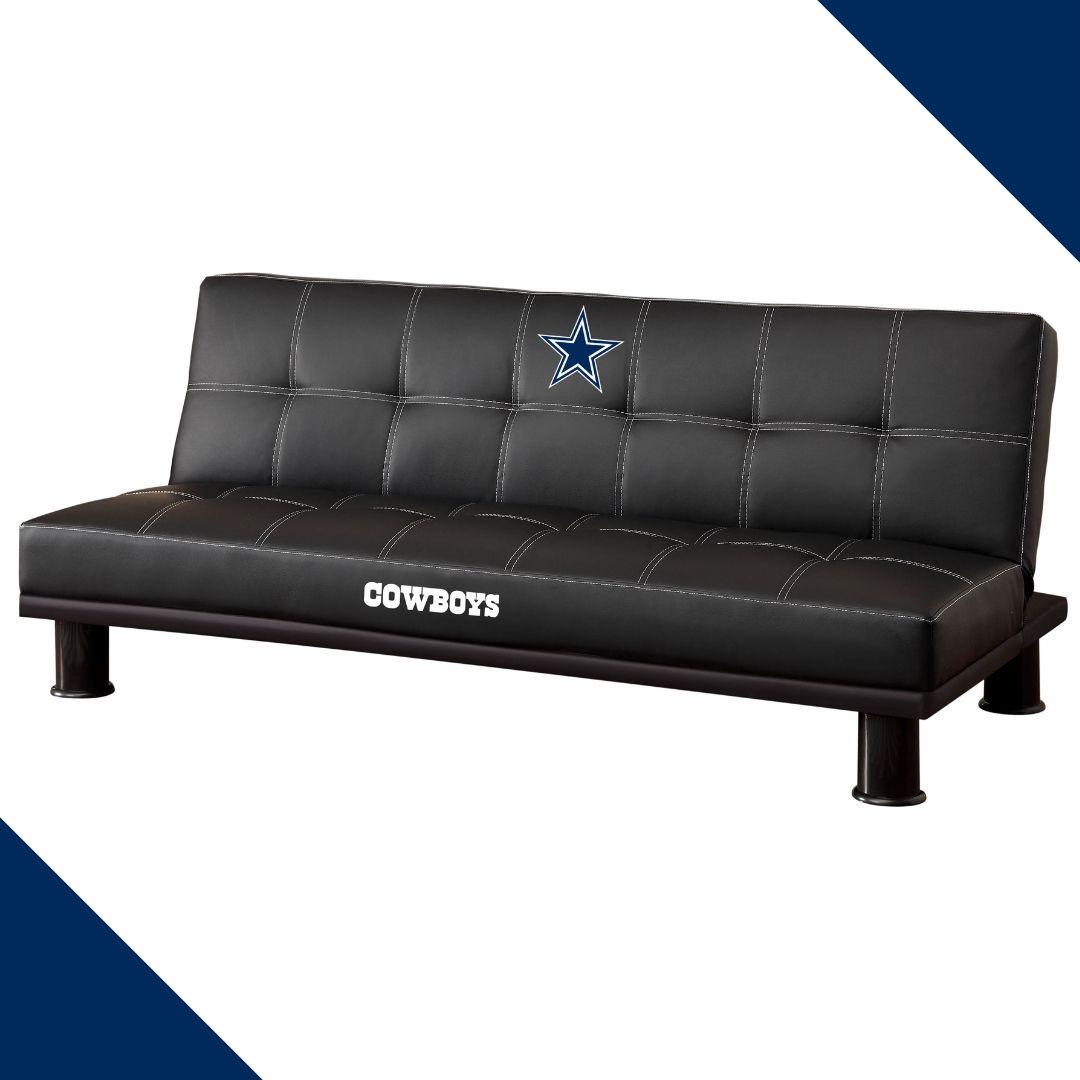 Fantastic Phyllo Dallas Cowboys Futon Futon Dallascowboys Dallas Camellatalisay Diy Chair Ideas Camellatalisaycom