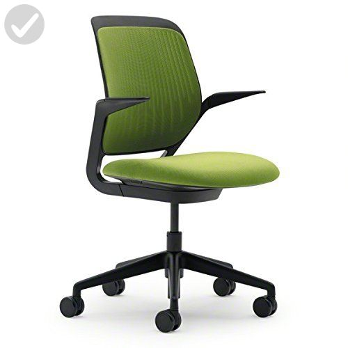 steelcase cobi chair fixed arms standard carpet casters improve