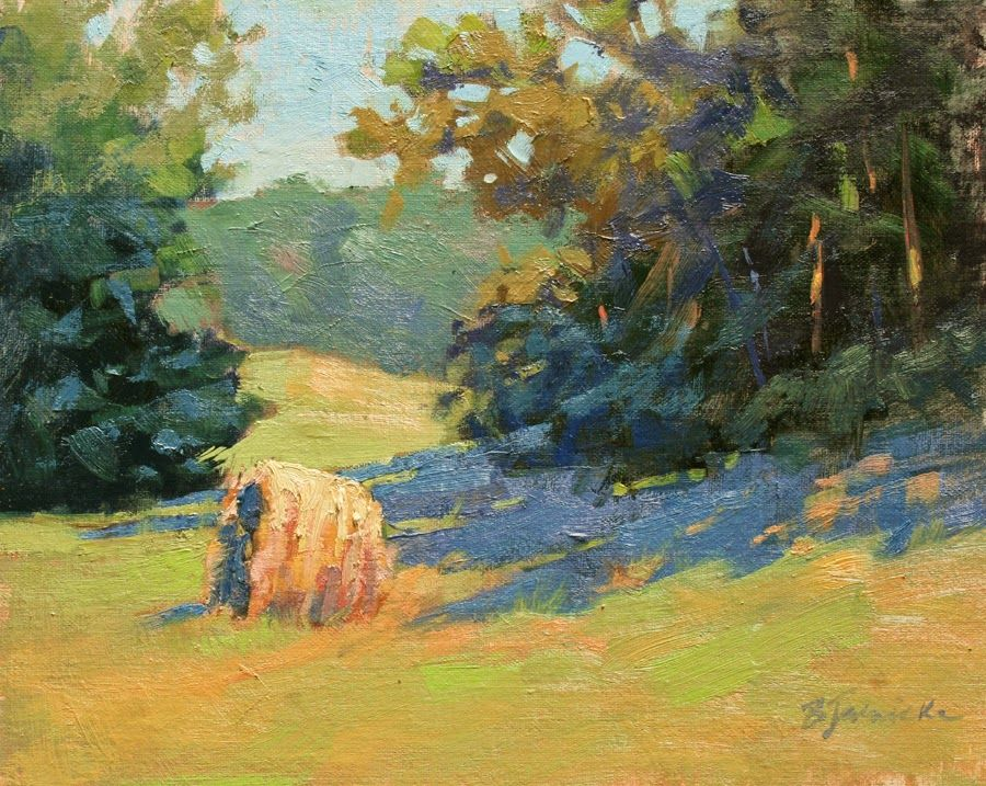 News and some Plein Air Studies (With images