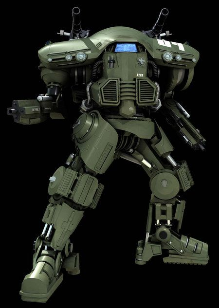 Marauder Suit, Starship Troopers: Marauder | Starship ...