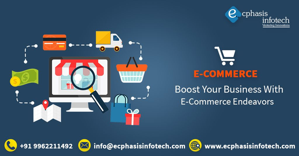 Ecphasis Infotech Offers Customized Ecommerce Website Development Solutions And Busin Ecommerce Website Development Web Development Design Ecommerce Web Design