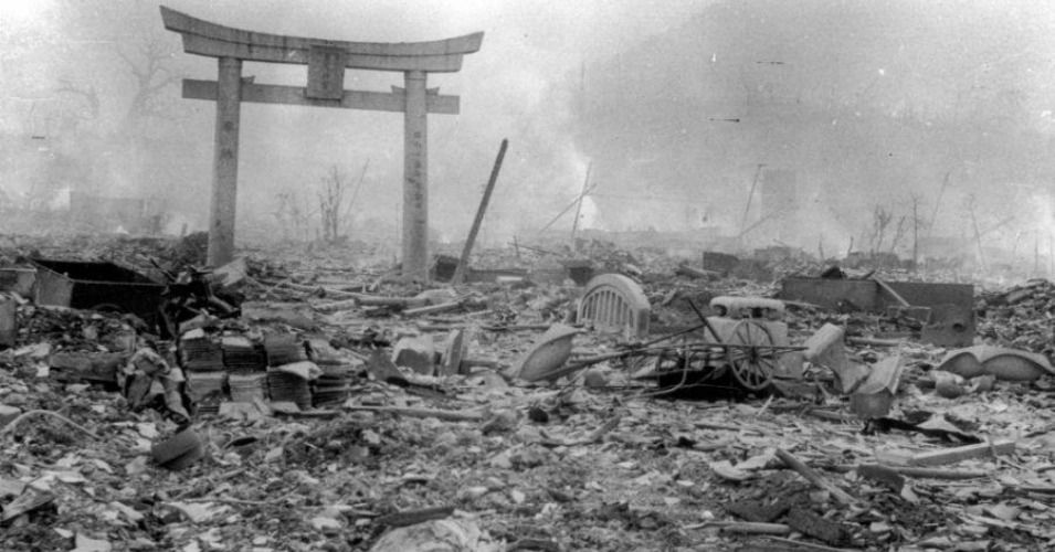 August 9 1945 Atomic Bomb Dropped On Nagasaki On This Day In
