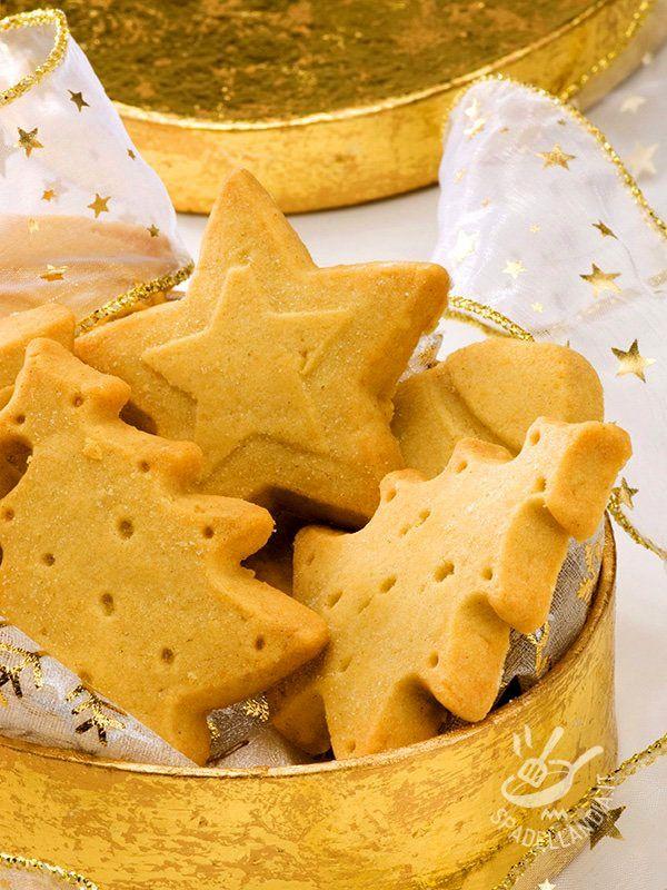 Biscottini di Natale al burro - Dessert / Biscotti