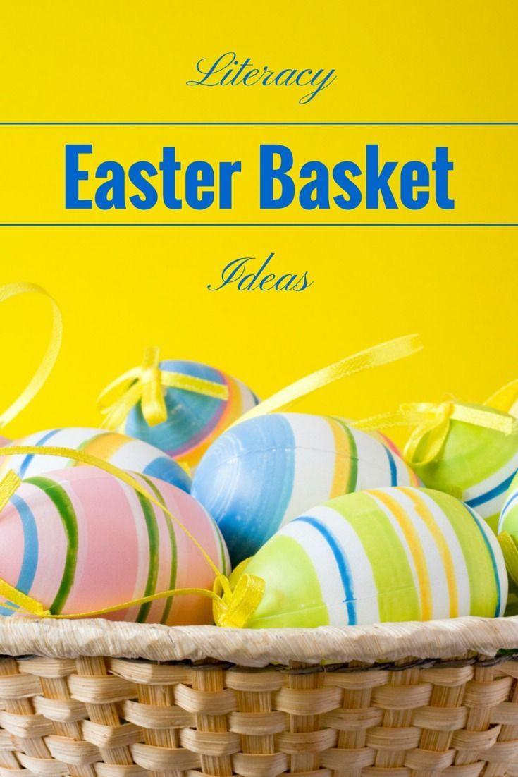 Literacy inspired easter basket ideas basket ideas easter easter easter basket ideas negle Gallery