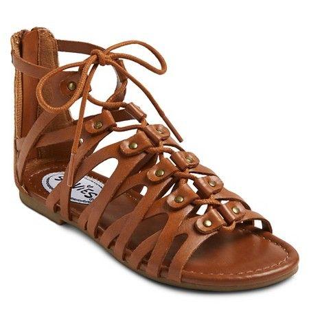 Girls' #TRENDY Ghillie Gladiator Sandal : Target
