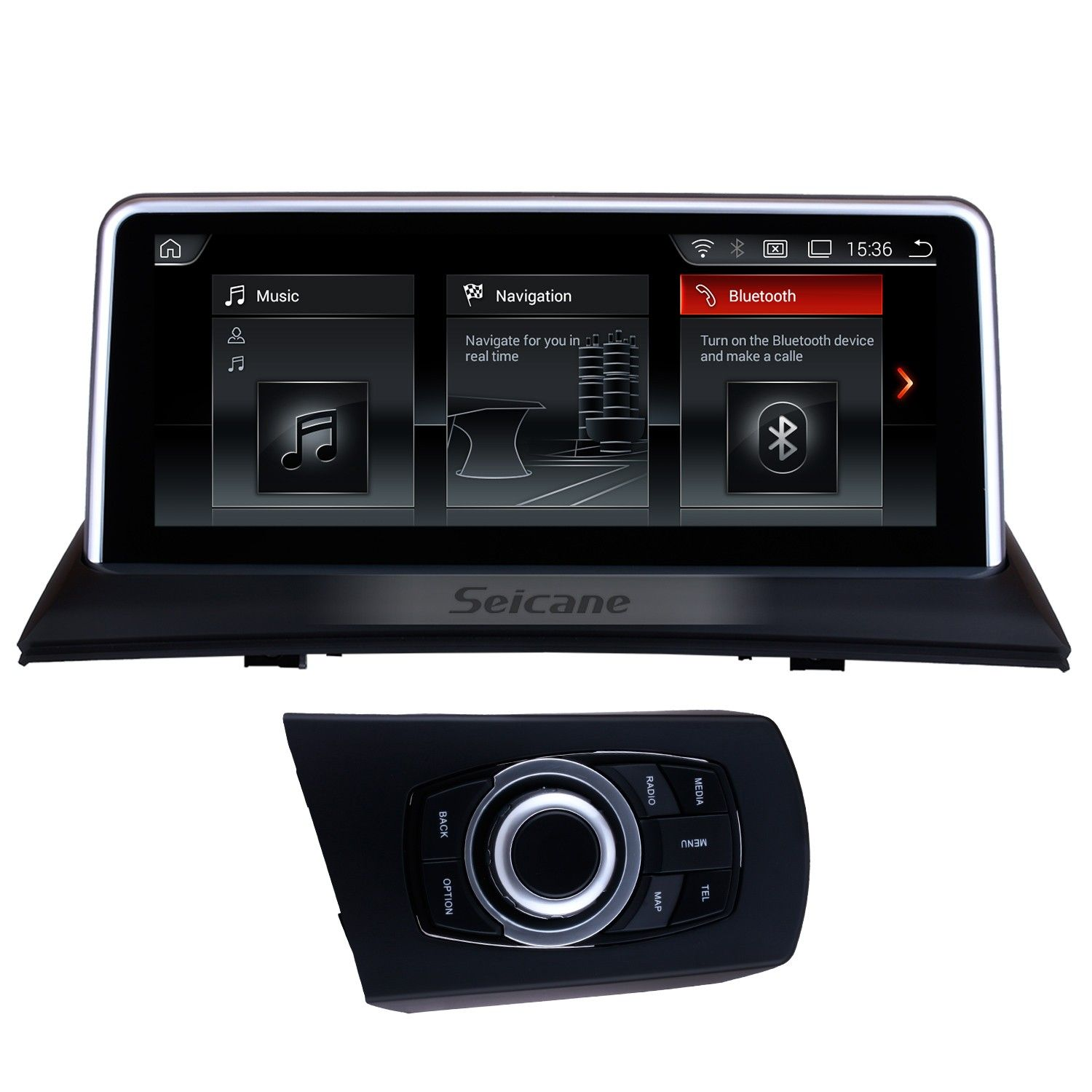 Seicane 10 25 Inch Android 8 1 Hd Touch Screen 2004 2009 Bmw X3
