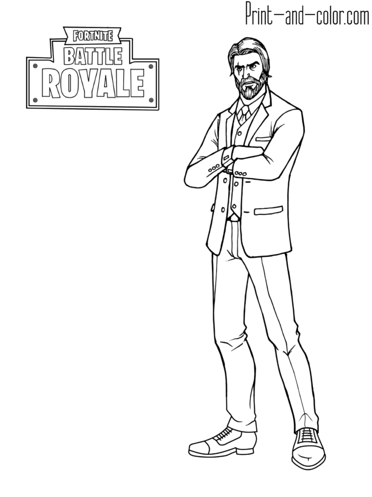 Fortnite Battle Royale Coloring Page Reaper Coloring Pages To Print Coloring Pages Fortnite