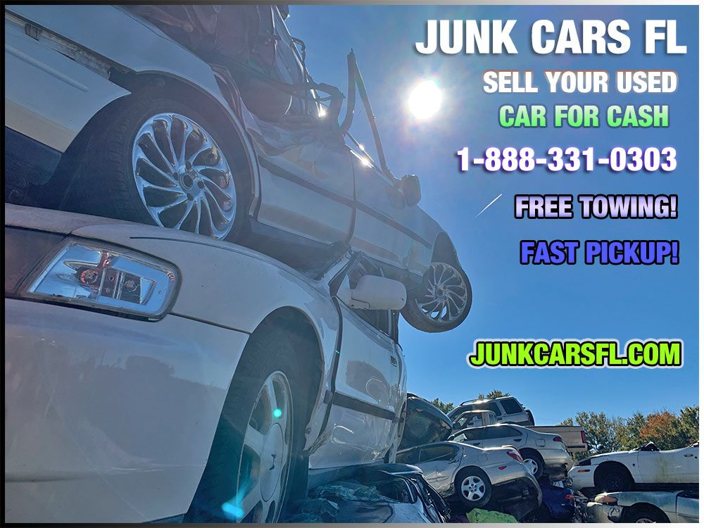 Orlando cash for junk cars and auto salvage