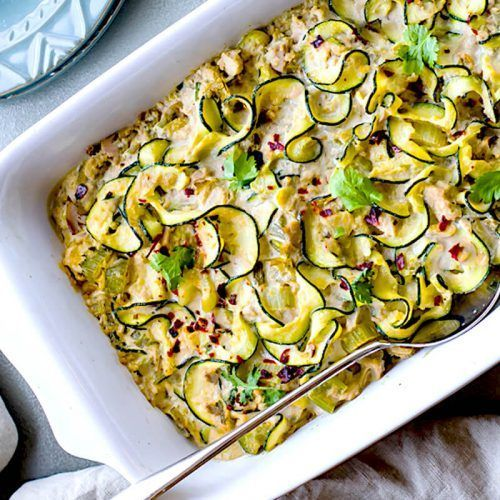 Lasagne met tonijn | Koolhydraatarm diner | Makkelijk Afvallen