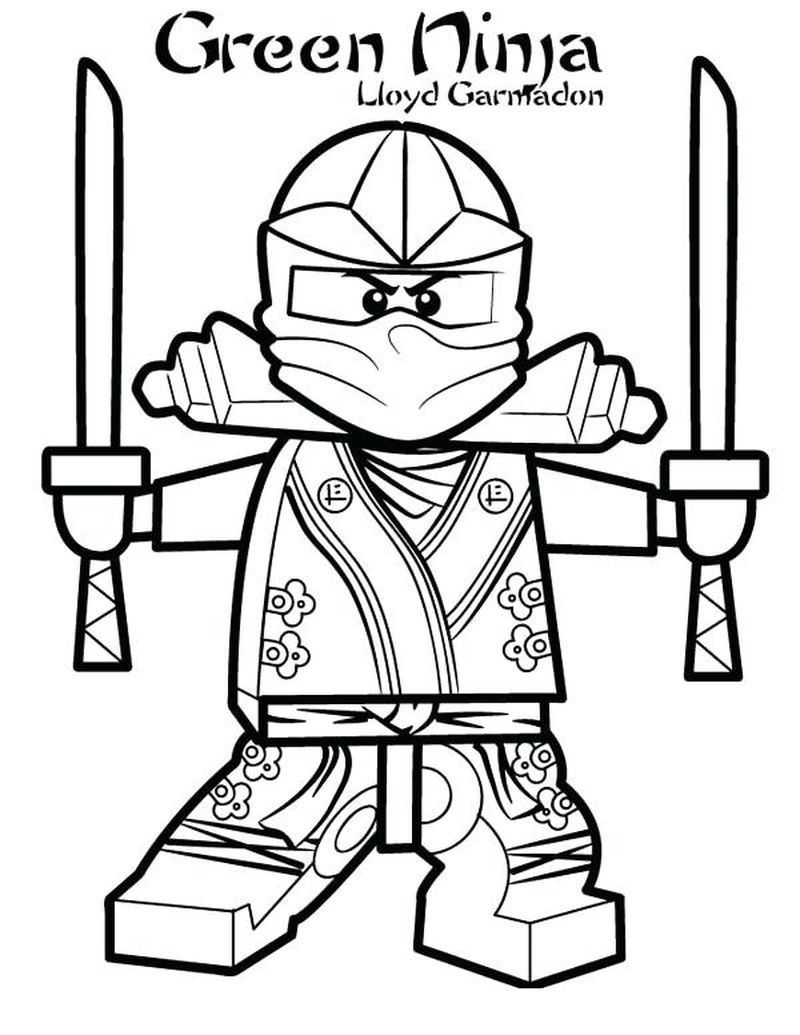 Lego Ninjago Coloring Pages Zane Zx - Coloring Pages Ideas